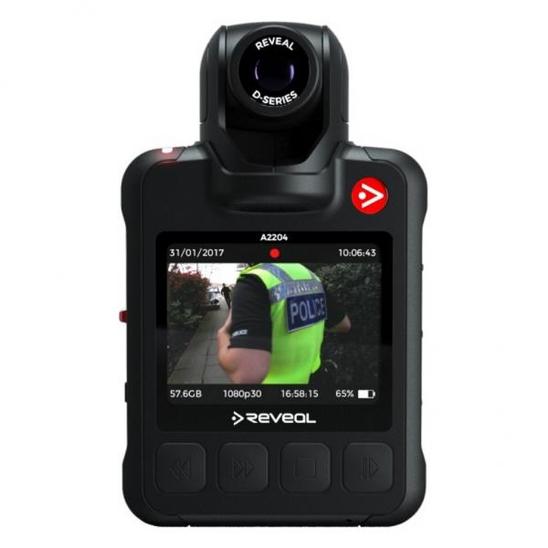 Reveal D3 Bodycam